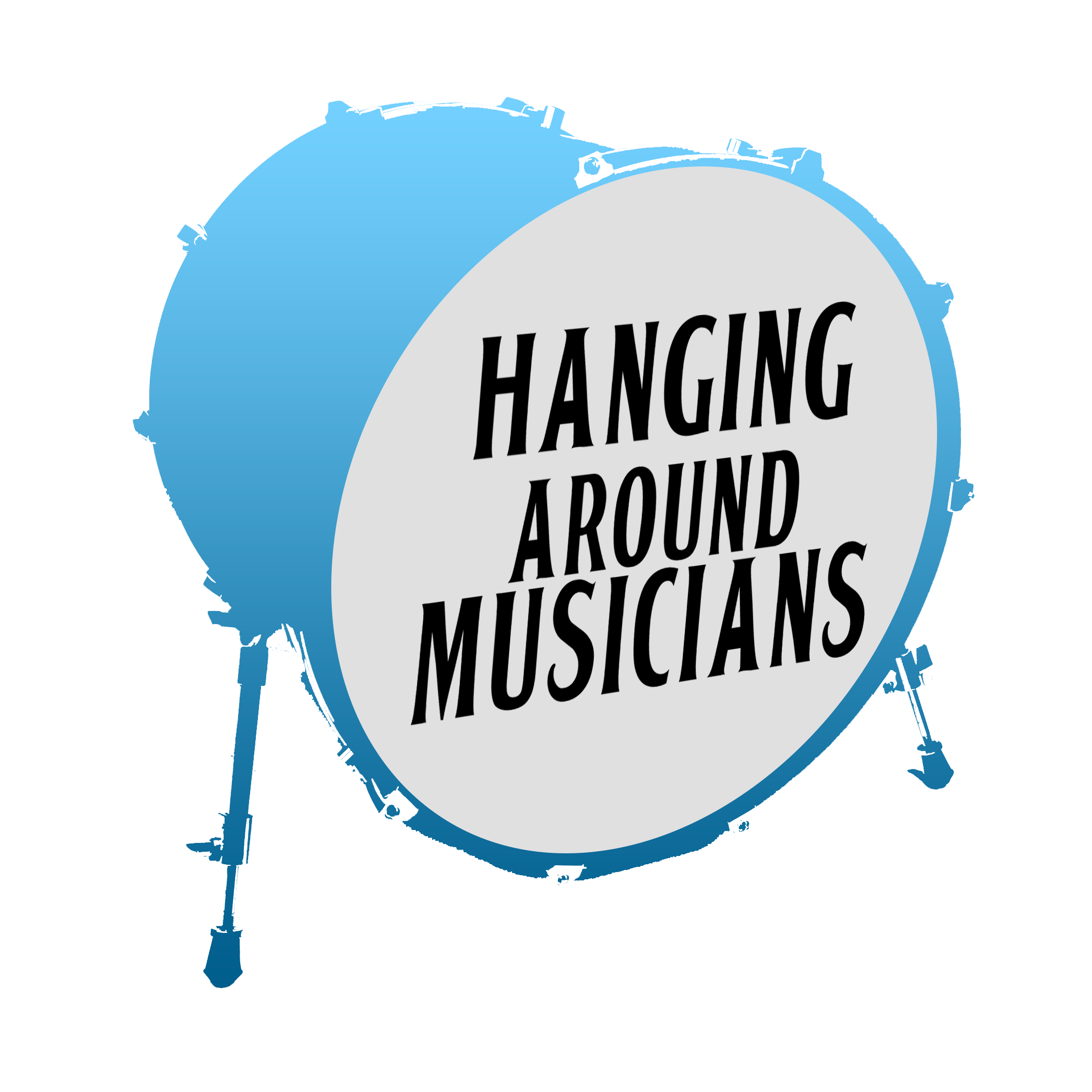 Hanging Around Musicians Logo Website - SK23 Design IT ...