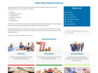 Julian Hope Financial Services